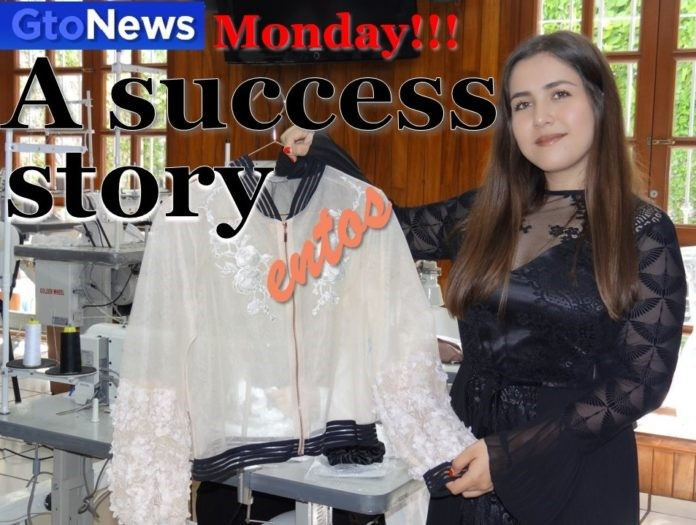 Entos: A success story